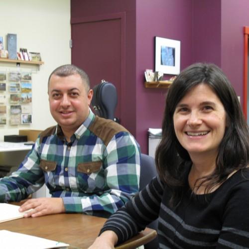 Marwan Aswad And Tallie Jones