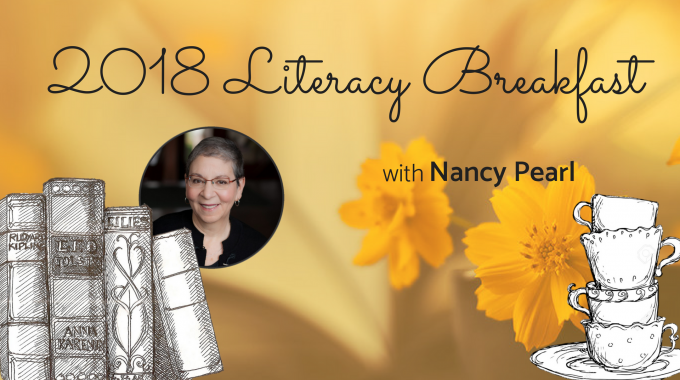 Save The Date For The 2018 Literacy Breakfast!