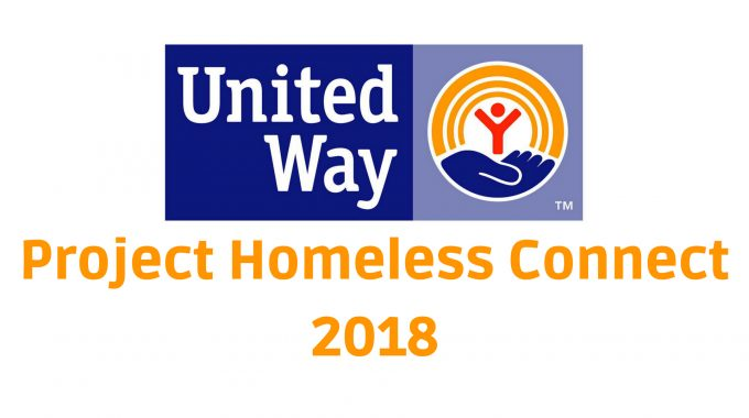 Project Homeless Connect 2018